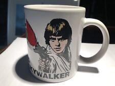 Luke Skywalker Mug. Star Wars 1996 Lucasfilm Vintage Original