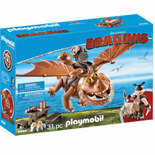 Playmobil Fishlegs with Meatlug 9460