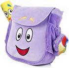 Dora The Explorer Backpack Dora Schoolbag For Xmas Birthday Halloween 27x10x25cm For Sale