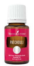 PATCHOULI 15ML Young Living Essential Oil~ FRESH! Skin Health; Nausea Support