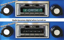 1967-1972 GMC Truck NEW USA-630 II* 300 watt AM FM Stereo Radio iPod, USB, Aux