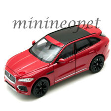 WELLY 24070 JAGUAR F PACE SUV 1/24 DIECAST MODEL CAR RED
