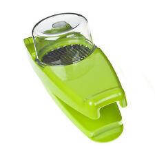 Zwiebelschneider und Gemüseschneider Mini | Genius Grün | Knoblauchschneider