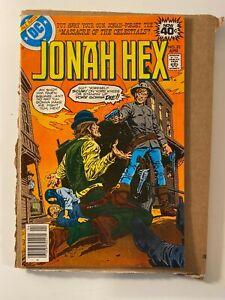 Jonah Hex #23 DC Bronze Age Series! I combine Shipping