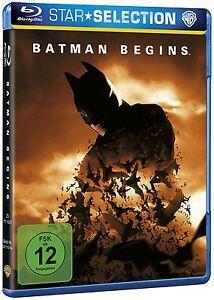 °BATMAN BEGINS° Blu-ray mit CHRISTIAN BALE ein Film von Christopher Nolan