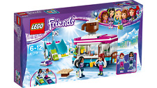 LEGO FRIENDS 41319 SNOW RESORT HOT CHOCOLATE VAN NEW RARE