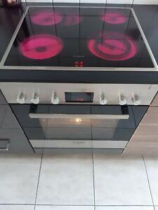 Bosch Elektroherd HEA23B156 Einbauherd Backofen mit Ceranfeld Umluft Grill