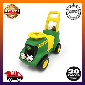 John Deere Sit n Scoot Activity Tractor Ride On
