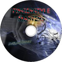 FINGERSTYLE ACOUSTIC GUITAR TAB CD TABLATURE GREATEST HITS BEST OF MUSIC ROCK