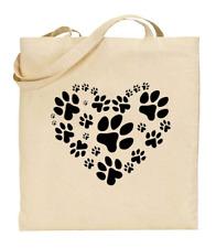 Shopper Tote Bag Cotton Canvas Cool Animals Birds Ideal Gift Present