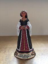 More details for chas c stadden hand painted figure - anne boleyn