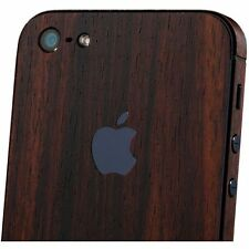 apple iPhone 5s & iPhone SE wooden (CO) back, sides and front full body skin