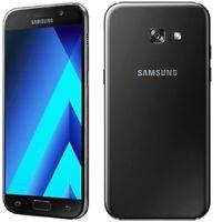 Samsung Galaxy A5 SM A520W 2017- 32GB - Black (Unlocked) Smartphone A