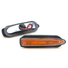 FIT DATSUN 510 2DR 4DR SEDAN 521 1600 BLUEBIRD SSS 68-73 FRONT SIDE MARKER LAMPS