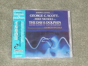 Brand New Day of the Dolphin Soundtrack CD / Georges Delerue / Listeners Japan