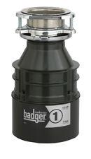 InSinkErator Badger 1 1/3 HP Household Garbage Disposer