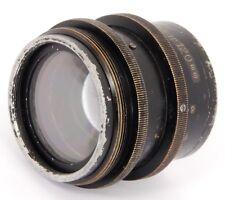 E. Leitz Wetzlar F:4.5 SUMMAR 120mm Macro / Micro Lens 36mm Screw-In appr. 1940