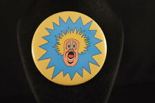 """Surprise - Panic - Hysteria Lot of 3 Buttons pins pinbacks 2 1/4"""" badge Humor"""