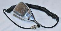 *****STOP*****L@@K*****Cobra,Galaxy,Uniden, Chrome CB Mic Microphone 5 Pin Plug
