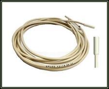 NTC Thermistor Temperaturfühler Wasserdichte Sonde 5K Ohm 2% 2,5m Kabel Weiß 1x