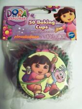 Dora Party Cupcake  Baking Cup Liner