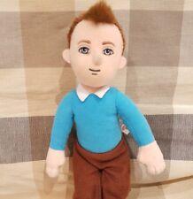 NEW TIN TIN  SOFT PLUSH TOY NEW* TINTIN kids soft toys N