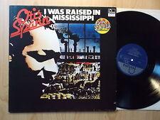 OTIS SPANN  LP: I WAS RAISED IN MISSISSIPPI (D;RE;Fontana – 6434 904)