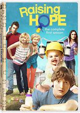 Raising Hope . The Complete Season One . 1. Staffel . Greg Garcia .. 3 DVD . NEU