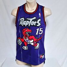 VTG Vince Carter Toronto Raptors Nike NBA Basketball Jersey Authentic 90s Small