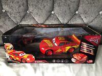 NEW Disney Cars 3 RC Ultimate Car 1:16 - RRC Ultimate Lightning McQueen Car