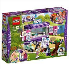 LEGO 41332 AMIGOS El Soporte dell'Arte de la Emma
