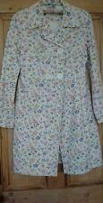 JOULES SIZE 10 Floral Cotton Summer Jacket/Coat * wedding/christening/races