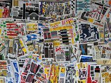 Stickers Original LEGO neuf de 8000 à 10000 (Technic,System,Star Wars,Racer)