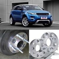 5X108 63.4CB 25mm Hubcenteric Wheel Spacer Adapters For Land Rover Freelander 2