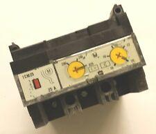Sganciatore mod. TCM25 General Electric