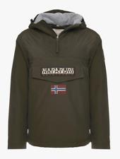 NAPAPIJRI Mens Rainforest Winter Jacket - Green Forest - XL - RRP £175