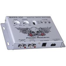 Power Acoustik Bass-10C Bass Control Parametric