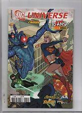DC UNIVERSE n°19 - Panini Comics mars 2007 - JLA. Green Lantern, Flash