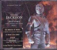 Michael Jackson-History 2 cd album