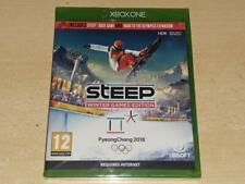 Steep Winter Games Edition Xbox One PyeongChang 2018 **BRAND NEW & SEALED**