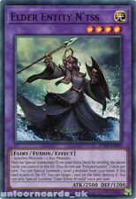 CT14-EN009 Elder Entity N'tss Super Rare Limited Edition Mint YuGiOh Card
