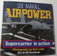 United States Naval Air Power Copertina rigida –1987 Edizione Inglese