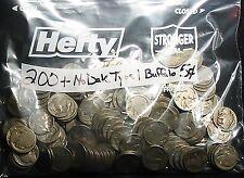 200+ TYPE 1 MOUND Variety No Date Dateless BUFFALO NICKELS 5¢! FREE S&H! P Mint
