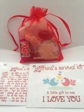 Novelty Survival Kit Fun Gift Present girlfriend Valentines Anniversary Birthday