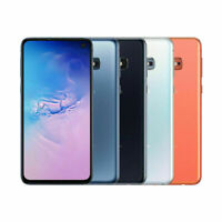SAMSUNG GALAXY S10e SM-G970U 128GB AT&T GSM UNLOCKED ALL  PRISM COLORS