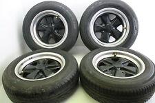 Porsche 911 930 Fuchs Wheels Original 7j +8j x 15 Inch 91136102044 91136102043