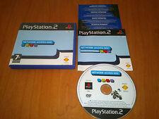 NETWORK ACCESS DISC - DISCO DE ACCESO A INTER  PARA  PLAYSTATION 2 / PS2 / PLAY2