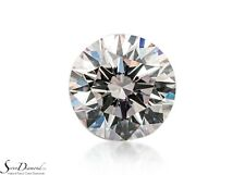 Diamond Natural Color Faint Pink 0.52 ct Loose Round Cut GIA certificate