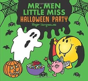 Mr. Men Halloween Party (Mr. Men and Little Miss Picture Books), Hargreaves, Ada