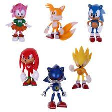 8 Stück Minifiguren Sonic The Hedgehog Bausteine Kinder Spielzeug Geschenk*